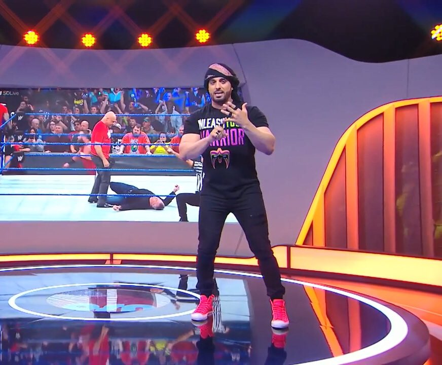 Coming couple of day are filled with lots of unbelievable events and activies.. Take over.. Survivor Series.. RAW.. Smackdown.. Abu Dhabi event.. I am just so excited to have a small role in this amazing sport..   @OSNSports @osn @WWE @WWEWAL3OOHA #wwe #moein_al_bastaki #osn<br>http://pic.twitter.com/v0g8cH3LPC