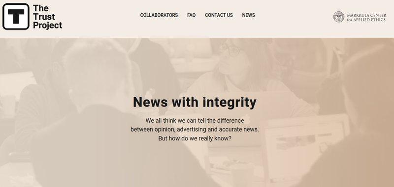 Google et Facebook aux côtés des médias dans le Trust Project … mais bien sûr @Strategies https://t.co/5TPNxBh2kl nice #Nice06