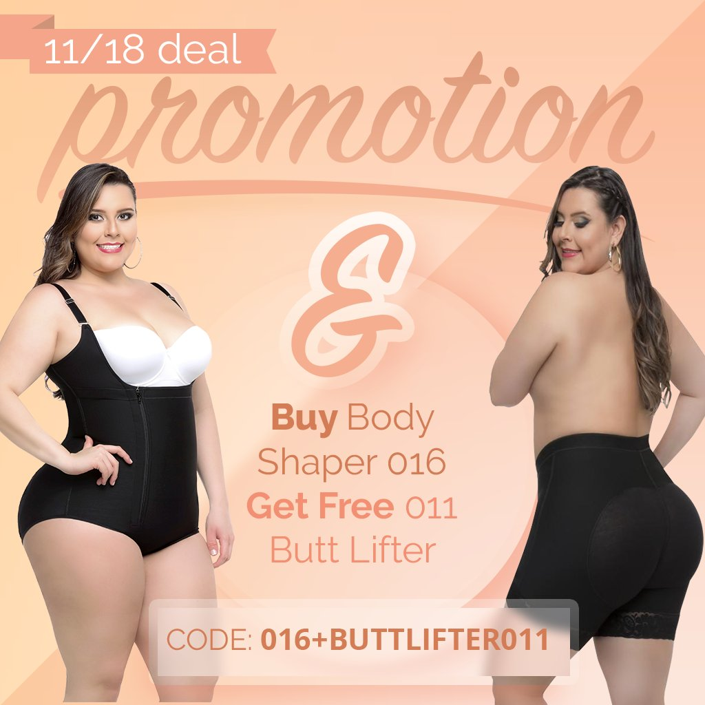 #Week&#39;s Deals #Girdle Call us1-866-777-2307 and for purchase our body Ref 016 and get a free Lifting Short Ref 011  https:// goo.gl/Kqe5Kt  &nbsp;  <br>http://pic.twitter.com/XccIWzgV9G