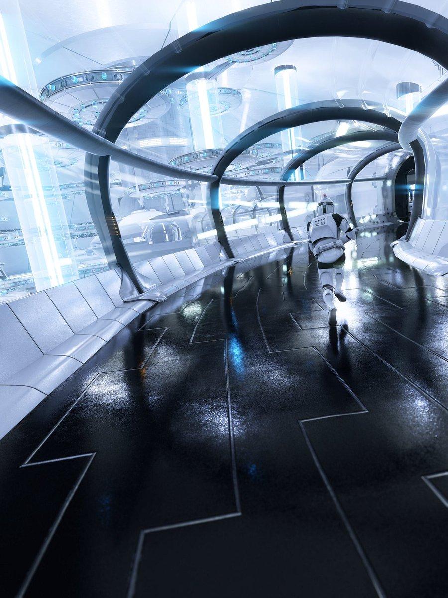 Star Wars Holocron On Twitter Images Of Kamino In Eastarwars Battlefront Ii
