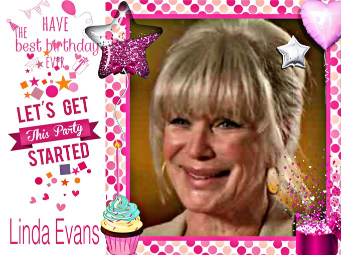 Happy Birthday to Linda Evans, Delroy Lindo, Georgia King, Margaret Atwood, Jimmy Essex & Susan Sullivan