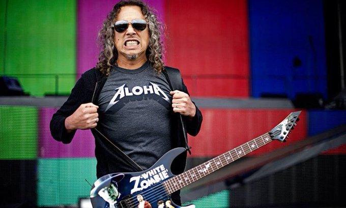 Happy Birthday to Kirk Hammett: Killer Guitarist and Horror Aficionado.