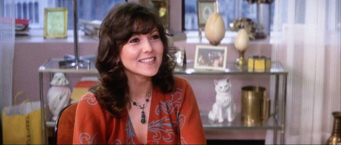 Happy birthday to a scene-stealing star of the stage and screen, Emmy winner Brenda Vaccaro!
