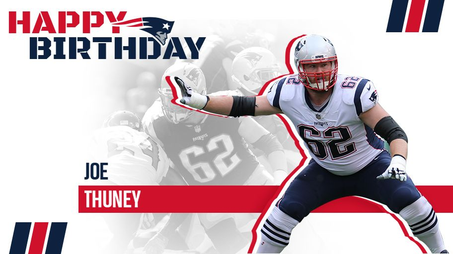 Happy birthday, @JosephThuney!