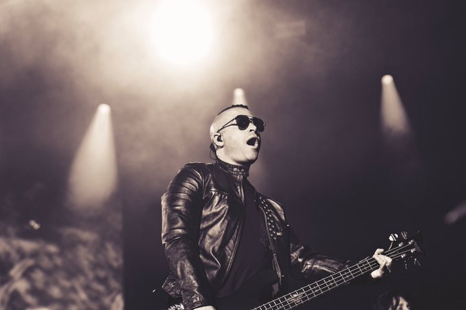 Happy Birthday Johnny Christ. Stay naughty and crazy!