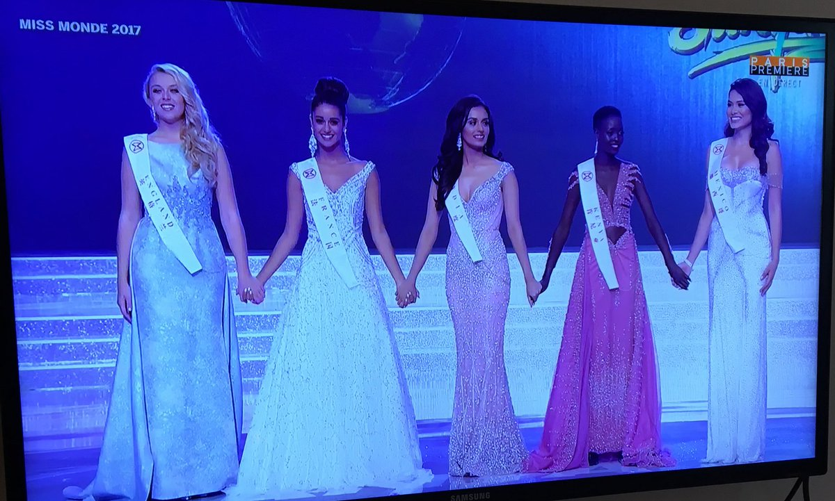 #MissWorld 👑 TOP 5 !!! GO FRANCE 🇫🇷🇫🇷🇫🇷