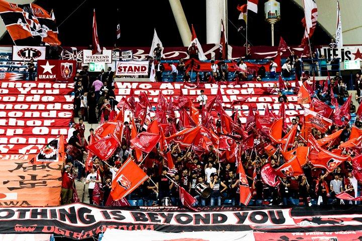 11/18のアルヒラル戦、ありがとうございました。 次戦は、11/25(土)ACL決勝第2戦 アルヒラル戦(19:15・埼スタ) アジア王者へ!共に闘いましょう!! #wearereds #acl2017 #urawareds #浦和レッズ #ACLFINAL
