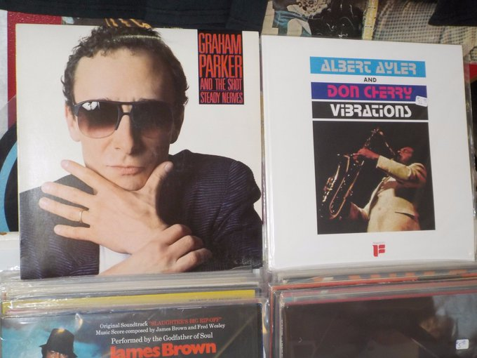 Happy Birthday to Graham Parker & the late Don Cherry