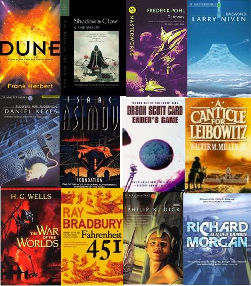 Do you agree? Which book should be included in the list?  The 50 SF (Science Fiction) Books You MUST Read  https:// forbiddenplanet.com/log/50-sf-book s-you-must-read/ &nbsp; …  #booklovers #bookworm #bibliophile #amreading  #reading #book #books #reader #ebooks #booklover #scifi #sciencefiction #SF <br>http://pic.twitter.com/6xO5Fbavlr