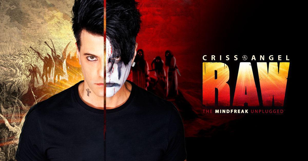 Criss Angel  Tour