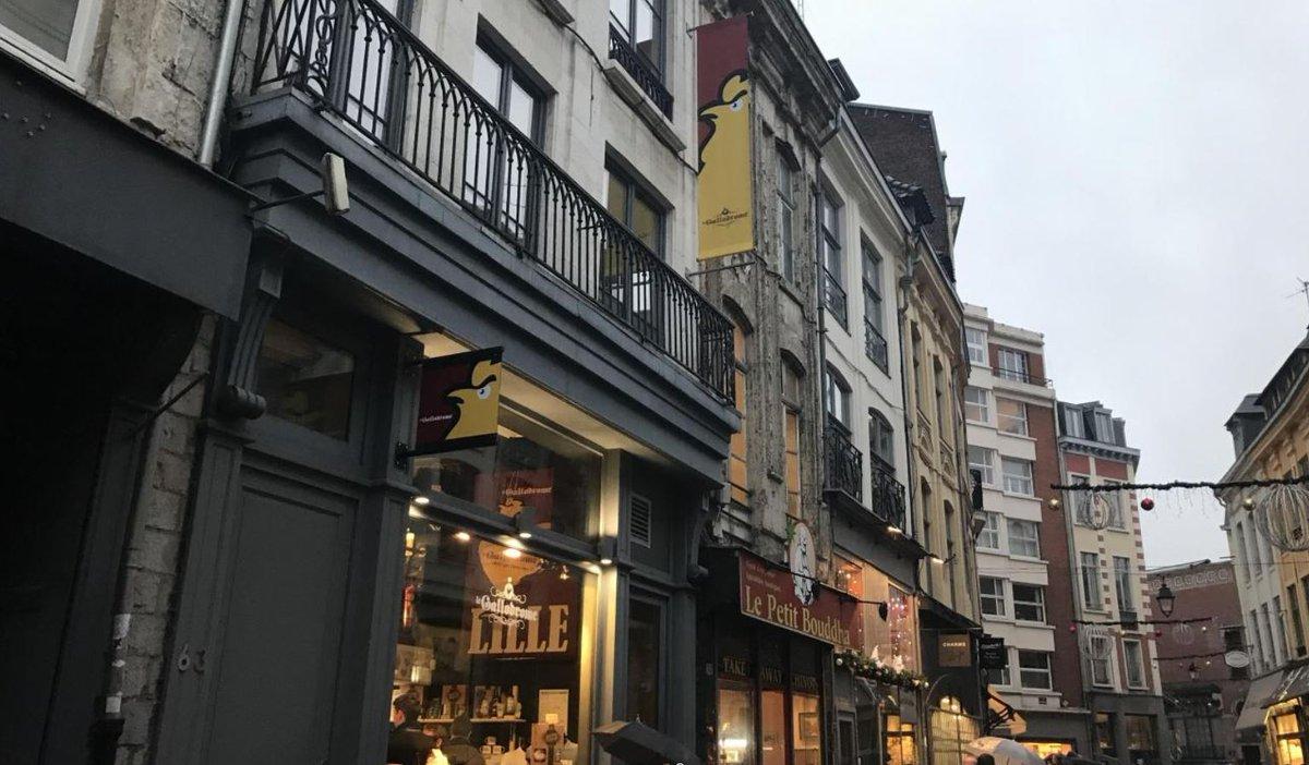 Le @LeGallodrome ouvre une boutique éphé...