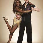 ⏰ It's five minutes until #Strictly on @BBCOne.  🙌 Who else is rooting for @JonniePeacock & @OtiMabuse?
