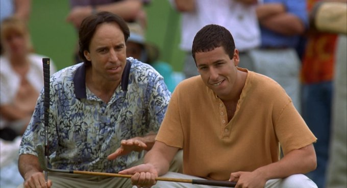 Happy Birthday to Kevin Nealon(left) who turns 64 today!
