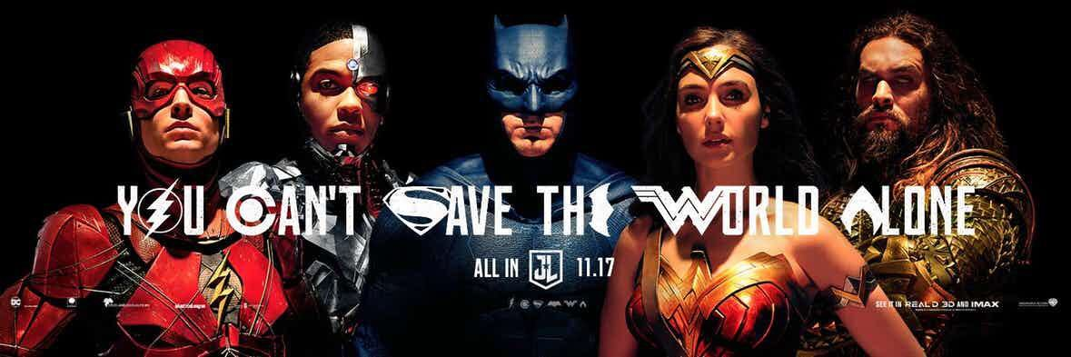 Heading down to see #JusticeLeague  in the #PCEU headquarters theater department. I think @MarcJamesPoop is running concessions down there. Gotta get my popcorn  #strawbutter and #M&amp;M's for the movie. <br>http://pic.twitter.com/jbM7YiAGO5