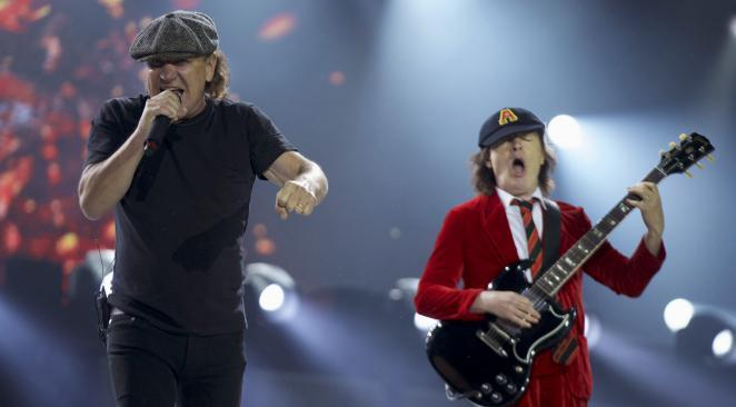 AC/DC annonce le décès de son fondateur et guitariste Malcolm Young https://t.co/dftfBJHkYK