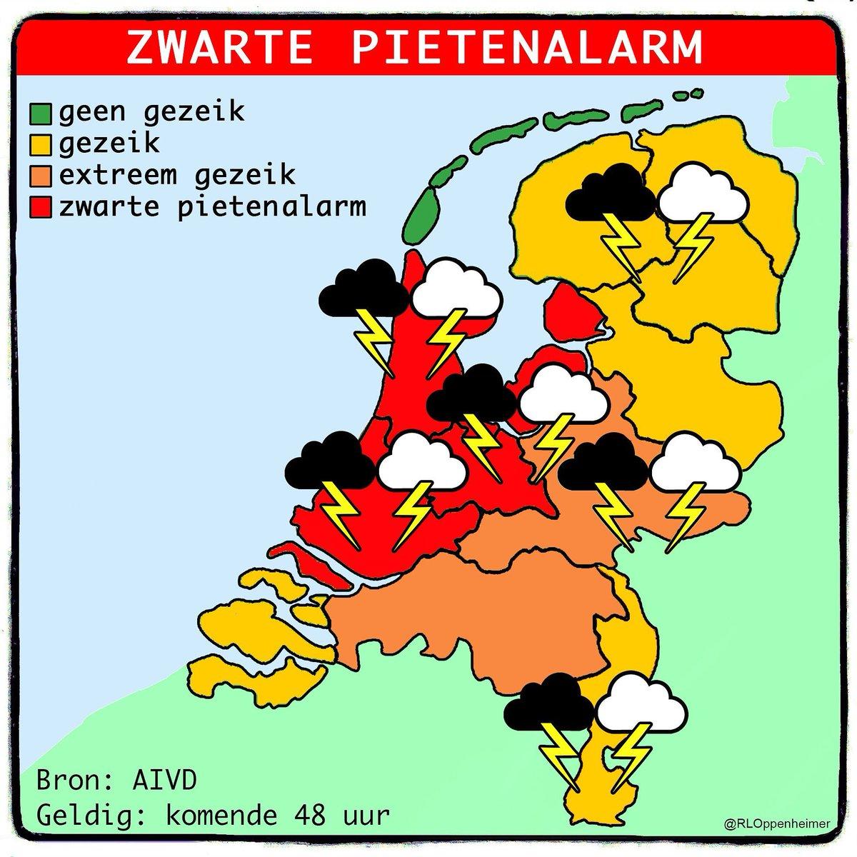 Zwartepietenalarm #Sinterklaas #intocht #Sinterklaasintocht #Sinterklaasjournaal #IntochtSinterklaas #ZwartePiet https://t.co/M1ViLSWlOK
