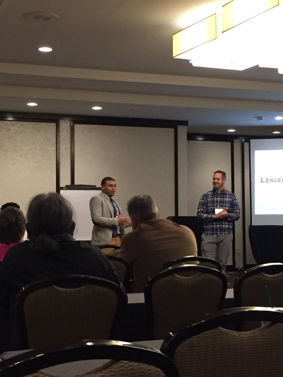 NCSL success story: Alvert Hernandez attended twice as a student leader and is now presenting an advisor workshop. #NCSL17 #WhereLeadersAreMade <br>http://pic.twitter.com/G3G1LYgmwj