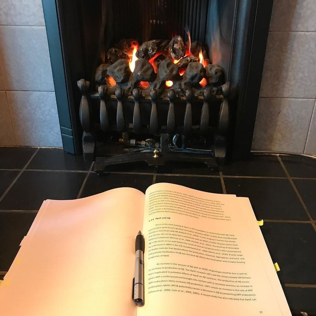 Oh ya, how did you prepare for your thesis defense.  #nearlydone #soclose #notenoughstickynotes #lastexamever . . . #phdlife #thesislife #thesis #phd #fire #viva #defence #adventure #prepare #study  http:// ift.tt/2j4yOzN  &nbsp;  <br>http://pic.twitter.com/gDZUy9y5Mj