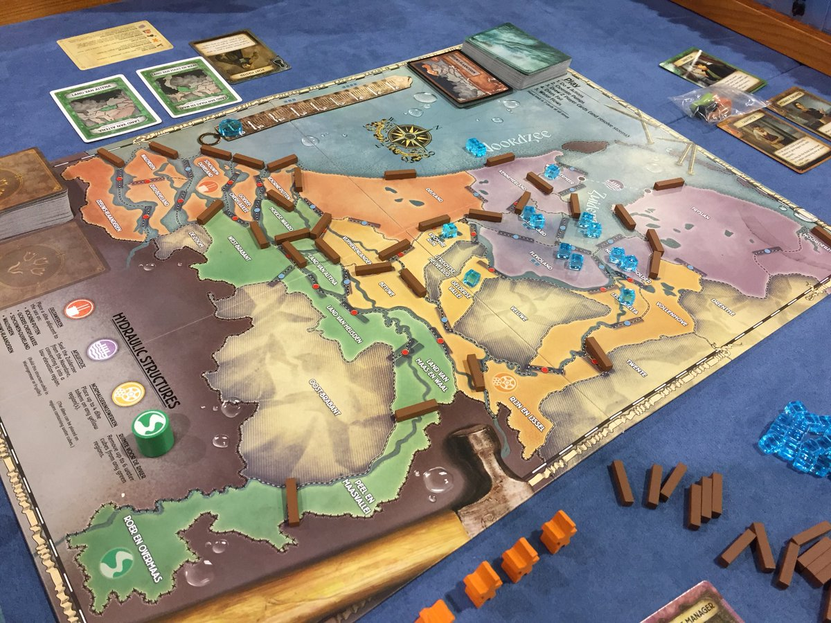 Eric summerer on twitter this game is all wet trying out pandemic eric summerer on twitter this game is all wet trying out pandemic rising tide from zmangames paxunplugged gumiabroncs Choice Image