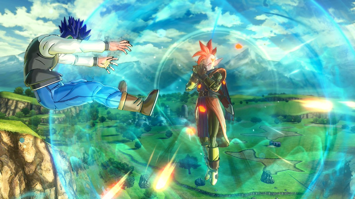 [Switch] Dragon Ball Xenoverse 2 : l'Extra Pack 1 enfin disponible !