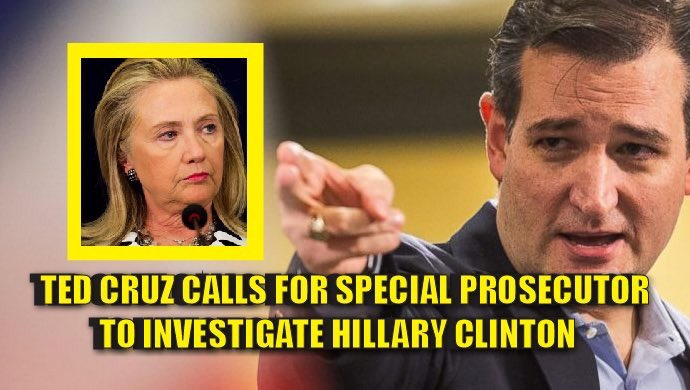 #CRUZ KNOWS #HILLARY WILL DIVIDE USA AS LONG AS SHE GOES UNPUNISHED! THEREFORE, #ProsecuteHillary 2 MAXIMUM EXTENT! #Retweet if YOU AGREE<br>http://pic.twitter.com/CQ5zZl75eD