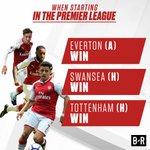RT @brfootball: When Arsenal start Sanchez, Ozil a...