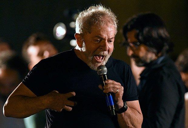Lula diz que, se eleito, vai consultar população sobre reformas https://t.co/60fr0wSTHV