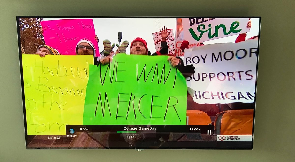 College Game Day couldn't quite pan away fast enough...