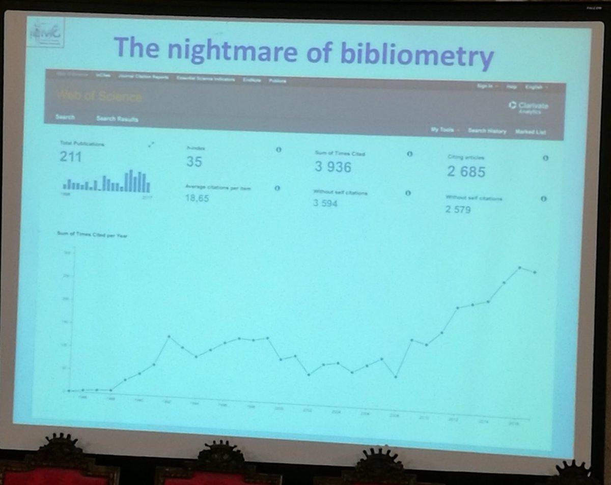 #bibliometrics and the value of the alternative metrics #altmetrics <br>http://pic.twitter.com/crj6IA4C0s