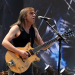 RT @Complex: AC/DC co-founder and guitarist Malcol...