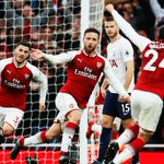 O #NorthLondonDerby é do Arsenal: 2 a 0 no Arsenal...