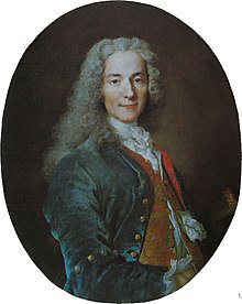 #OnThisDay 18Nov1718 Voltaire&#39;s tragedy &quot;Oedipus&quot; premieres in Paris.  It was his first play and the first literary work for which he used the pen-name Voltaire. #Voltaire #18thcentury  #18thcentury #voltaire <br>http://pic.twitter.com/C9fbiugKhF