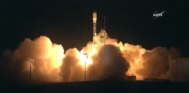 After back-to-back delays earlier this week, NASA finally launched a state-of-the-art $1.6 billion weather satellite into an orbit early Saturday: https://t.co/p3dJXrBuvQ
