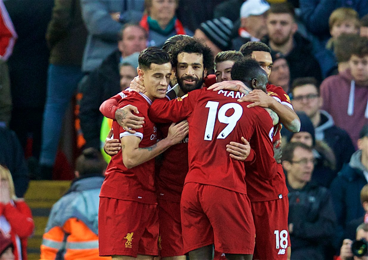 Liverpool 3-0 Southampton Highlights