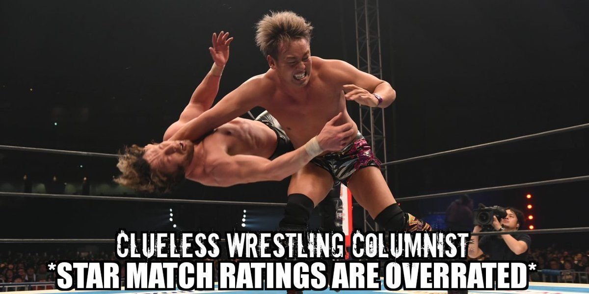Clueless Wrestling Columnist Episode 7