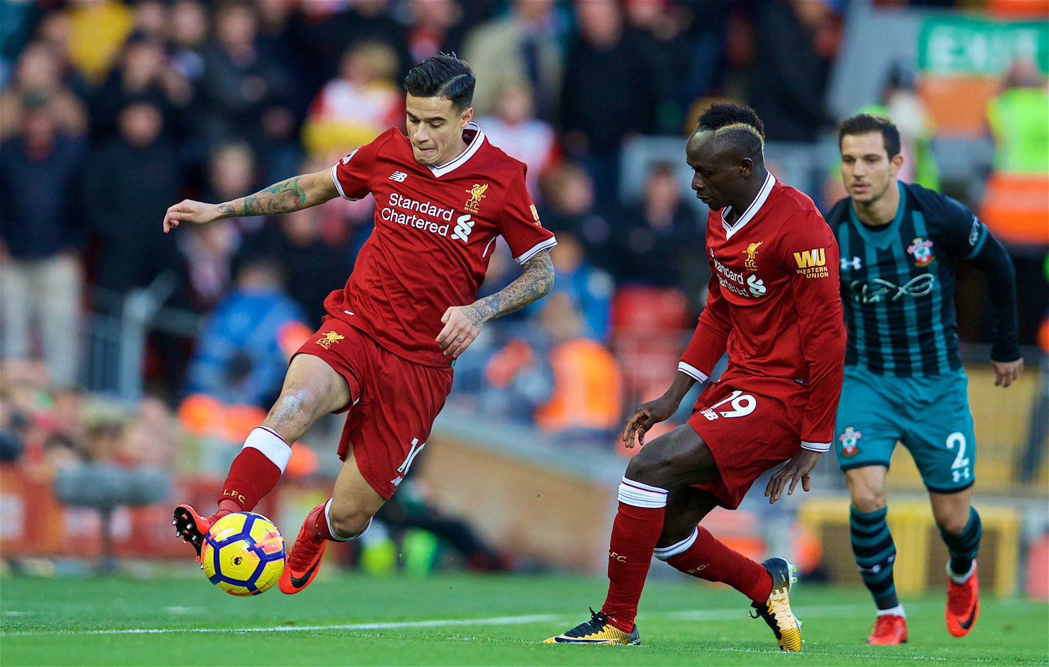Liverpool Southampton Highlights