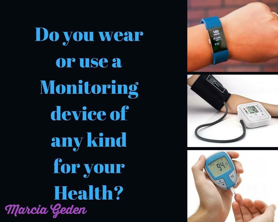 Do you wear or use a monitoring device of any kind for your Health? #fitbit #garmin #applewatch #bloodpressure #highbloodpressure #bloodsugar #diabetes  http:// ift.tt/2hzUDH3  &nbsp;  <br>http://pic.twitter.com/J4a6CS4ZaV