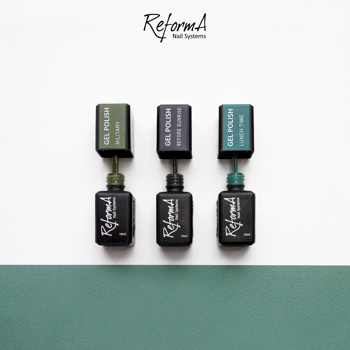 Fall shades by #ReformA  . #reformanails #reformnails #reformagelpolish #gelpolish #nailpolish #beautysupply #nails #nailsupplies #trendcolor<br>http://pic.twitter.com/NyeDRMFBWp