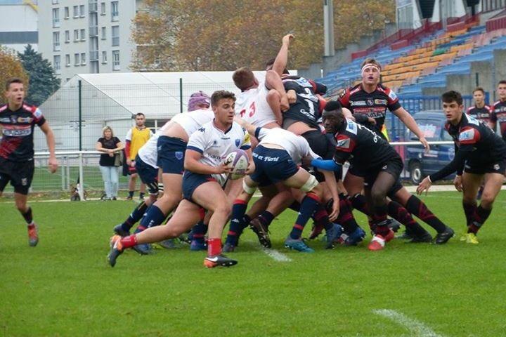 Les Crabos remportent le derby à Lyon #F...