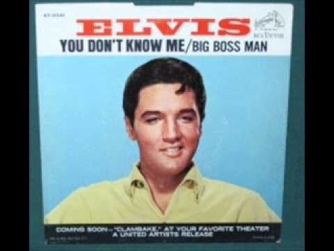 #ElvisHistory 18th November 1967 #Elvis&#39;s song &quot;You Don&#39;t Know Me&quot; hit No 44 in the U.S. <br>http://pic.twitter.com/TbwHTxWgkp