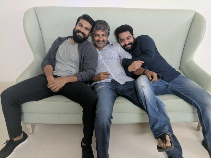 View image on Twitter for Rajamouli