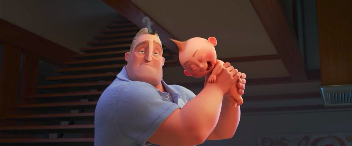 The first teaser for The Incredibles 2 shows off the dangers of a superpowered baby https://t.co/6OGvkv4mCZ