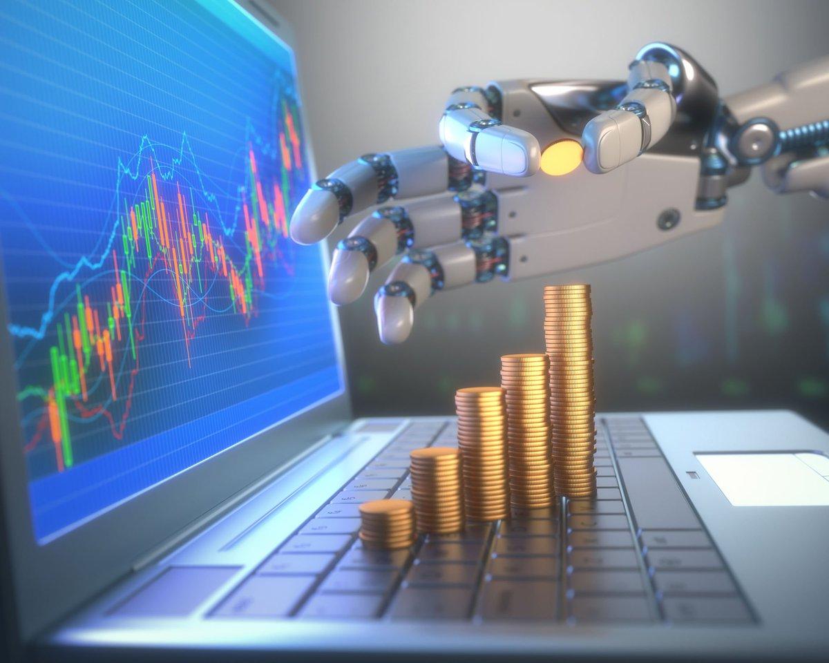 L'intelligence artificielle a-t-elle une place dans votre portefeuille?  https://t.co/VFsUKt9I4k #lesFNBdémystifiés #investissement #placement #stratégie