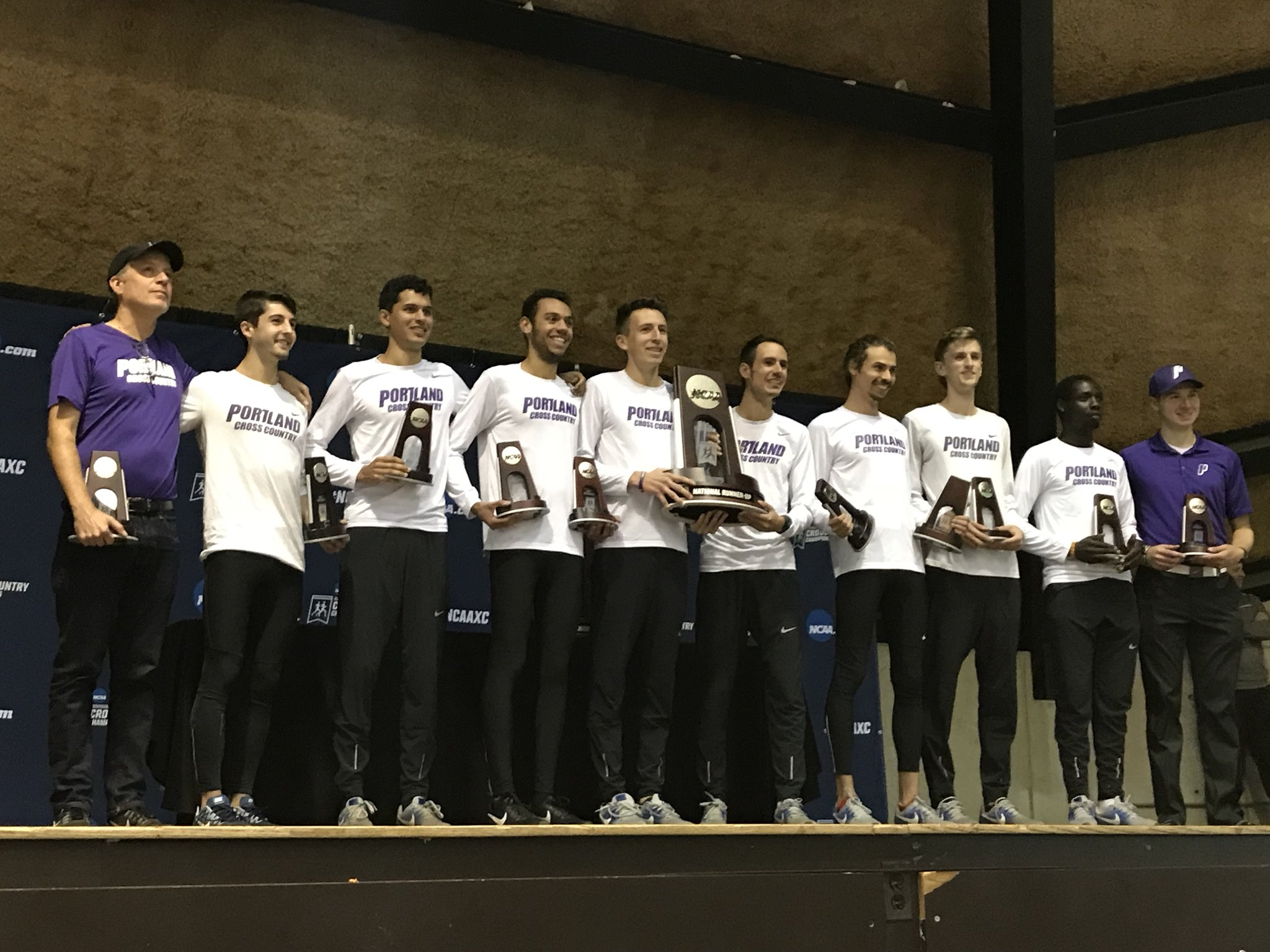 Men's XC places #2 at Nationals!!! Highest finish ever DO7ebrLX0AEzdpW?format=jpg&name=large
