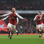 RT @Arsenal: Passion.   #WeAreTheArsenal 🔴 https:/...