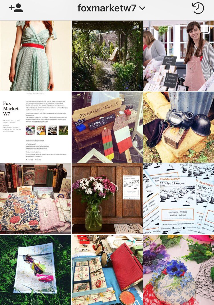 We&#39;ve now got over 600 #Instagram followers... Yay! Follow us for lots of gorgeous photos of #handmade #artisan #upcycled &amp; #vintage on sale from our fab sellers + pics of #Hanwell &amp; #Ealing   #crafturday #loveealingindies #london #ilovemarkets #etsyfinds #craftbuzz<br>http://pic.twitter.com/uv5aYbNlda
