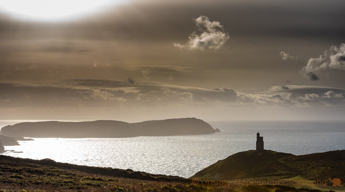 Milner&#39;s Tower, Port Erin, Isle of Man. #iom #Nikon @NikonatGrays @ManxRadio @Manxdotnet @ILoveTheIOM @visitisleofman @IOMTourismTrade @KnowMannsLand<br>http://pic.twitter.com/NwQIg9oyas