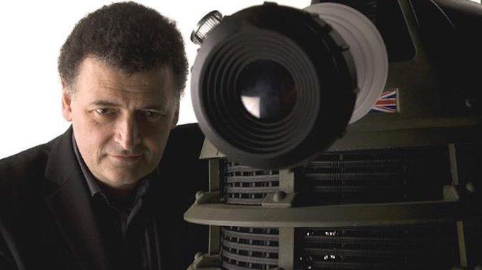 Happy Birthday, Doctor Who Showrunner Steven Moffat!