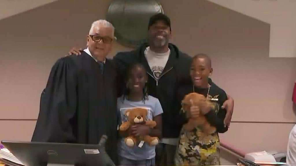Over 100 Kids Adopted During Monterey Park Event on National Adoption Day https://t.co/FqLMHPmtJX