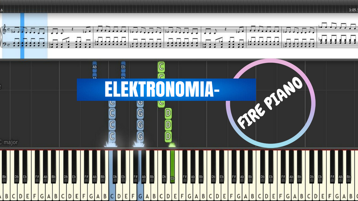 #Elektronomia - #FirePiano (Tutorial + SHEETS) Music // #Synthesia Piano #Lesson. #FirePiano #Sheet Music   https://www. youtube.com/watch?v=xTiLuK 7MM94 &nbsp; …  ~~~~~~~~~~~~~~~~~~~~~~~~~~~~~~~~~<br>http://pic.twitter.com/DAXncrDt9d